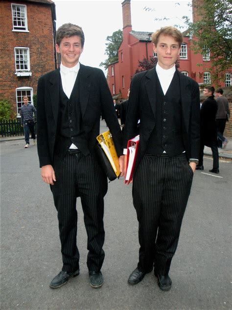 Students At Eton College England Photo By Erwin David