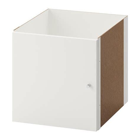 Ikea Kallax Tür Einbauen by Kallax Einsatz Mit T 252 R Wei 223 Ikea