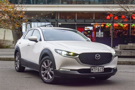 It went on sale in japan on 24 october 2019, with global units being produced at mazda's hiroshima factory. 2020 Mazda CX-30 Limited - Car Review - A Taste of Luxury ...