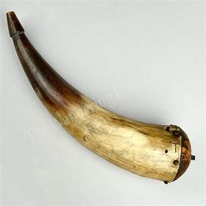 Powder Horn Vintage - Wandering Bull Native American Shop