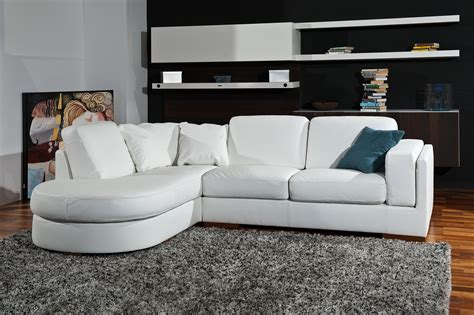 Curved Corner Sectional Sofa by Luxury Leather Curved Corner Sofa With Pillows