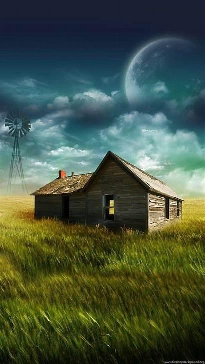 Wallpapers Mobile Huawei Farm Backgrounds Farmhouse Desktop