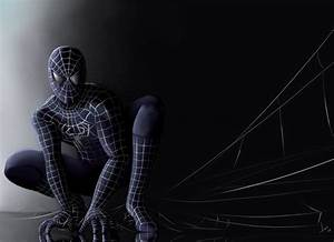 Funny Pictures Gallery: Black spiderman wallpaper ...