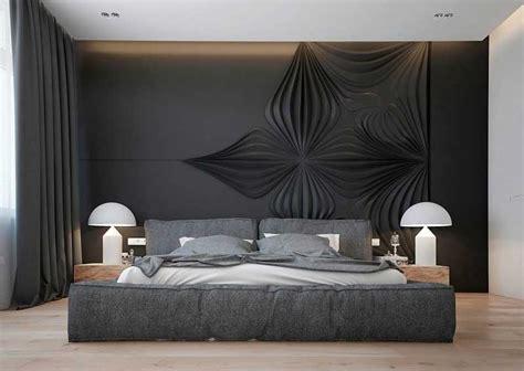 Schlafzimmer Ideen Wandgestaltung Grau Gispatchercom