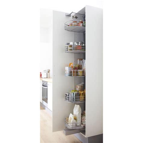 meuble colonne de cuisine meuble colonne cuisine largeur 50 cm cuisine idées de