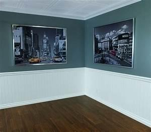 Lambris Peint En Blanc : les 25 meilleures id es de la cat gorie lambris sur ~ Dailycaller-alerts.com Idées de Décoration