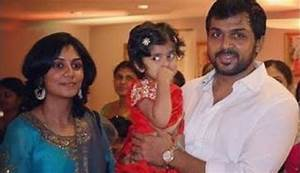 Actor karthi family photos and marriage album pictures ...