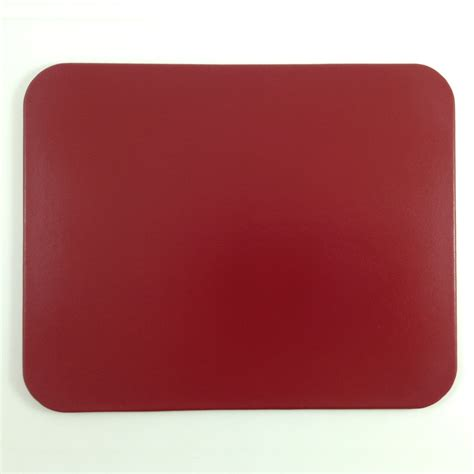 red leather desk pad red glazed leather desk pad glossy genuine leather mat