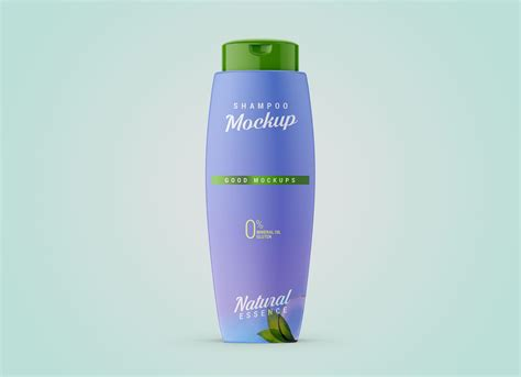 Several customizations can be made with plastic spray bottle mockup. Free Plastic Shampoo Bottle Mockup PSD - Good Mockups