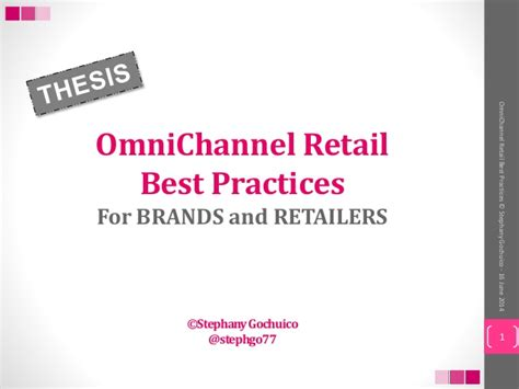 Omnichannel Retail Best Practices For Brands And Retailers