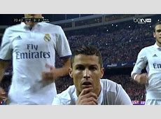 Cristiano Ronaldo's new goal celebration is trolled by