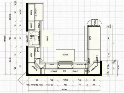 kitchen floor plan ideas small kitchen floor plans room image and wallper 2017