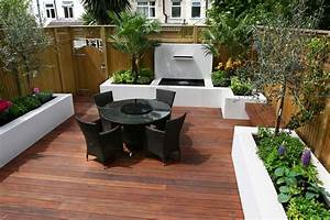 decking techniques for the ultimate garden makeover With decking designs for small gardens