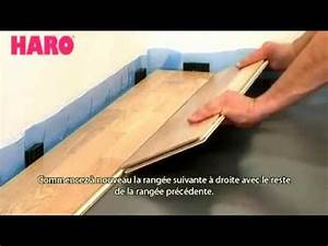 comment poser un parquet flottant ou un stratifie de la With comment poser un parquet clipsable