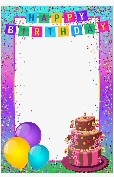 happy birthday frame happy birthday images birthday