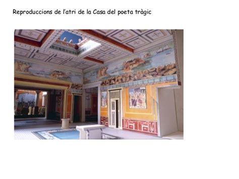 La Casa Poeta by Casa Poeta Tr 224 Gic De Pompeia