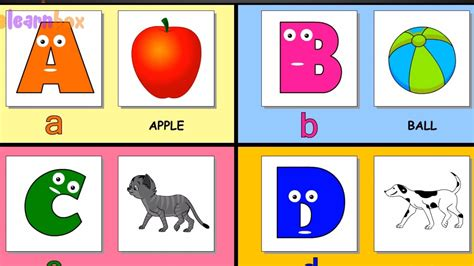 nursery for boy a is for apple nursery rhyme collection abc song