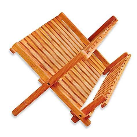 bamboo folding dish rack escorredor de louca escorredor de pratos ideias  madeira