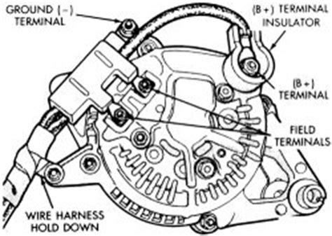 repair guides charging system alternator autozone