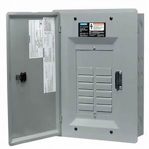 Sub Electrical Panel