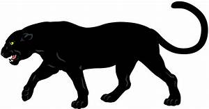 Black Panther Clipart | Free download best Black Panther ...