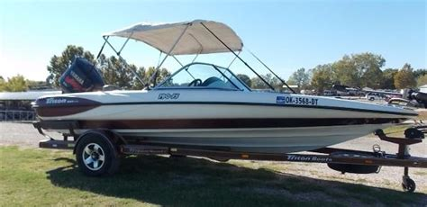 Fish And Ski Boats For Sale by Triton Fish And Ski Boats For Sale