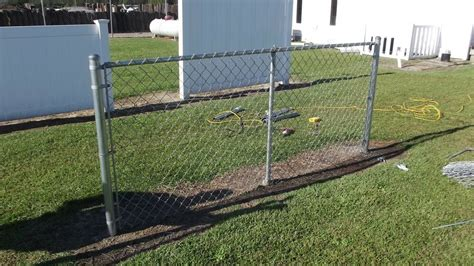 How Much Is Chain Link Fence