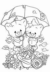 Coloring Pages Cuties Couple Bonton Bontontv Tv Preschool Cute Ausmalen Herbst Malvorlagen Bilder Colouring Katzen Printable Kritzeleien Malen Zum Weihnachten sketch template