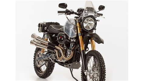 Harley-davidson Sportster Dual-sport Conversion