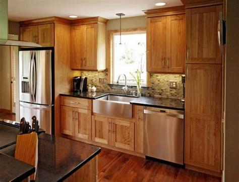 light maple kitchen the best ideas for choosing birch kitchen cabinets home 3754