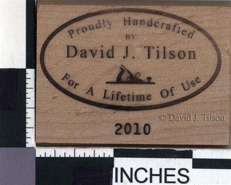 casdon branding irons  wood  blueprints