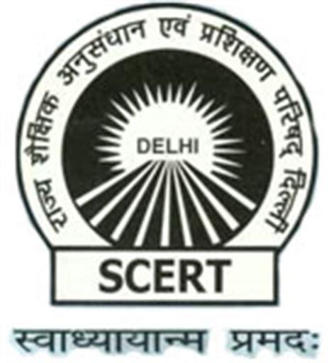 Scert Diet Delhi Admission 2018