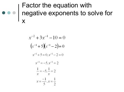 Solving Equations Section Ppt Video Online Download