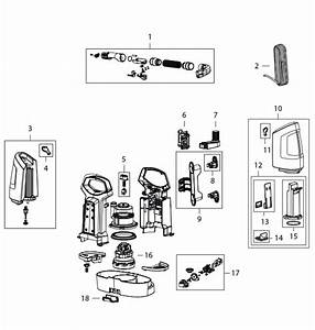 34 Bissell Proheat Hose Diagram
