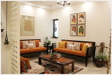 with white walls and an open arrangement in the