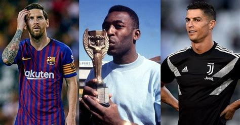 Who Has Scored The Most Career Goals In Soccer History ...