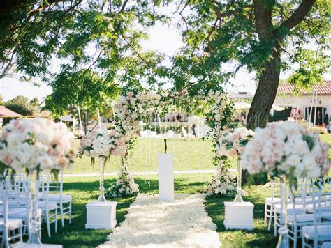ethereal garden wedding blush botanicals san diego