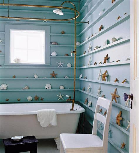 beach themed bathrooms  inspiration