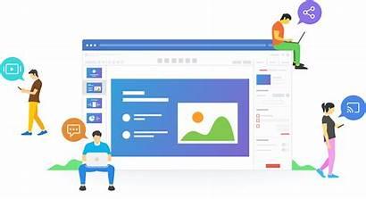 Slides Powerpoint Zoho Presentation Google Software Skills