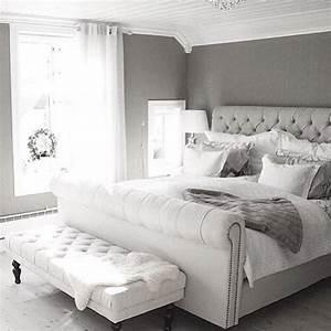 Schlafzimmer Weiß Grau : sandra bts interior how i would love to furnish my home ~ Frokenaadalensverden.com Haus und Dekorationen