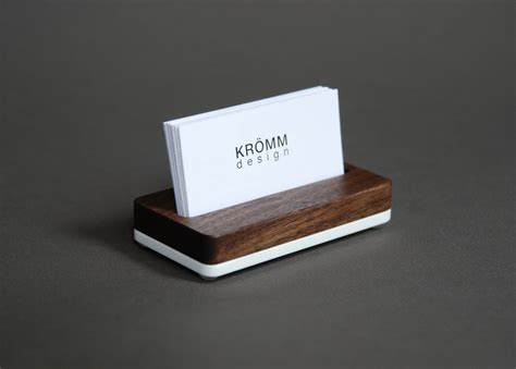 Wood Single Business Card Stand / Walnut Wood And Acrylic Luxury Business Cards Holder Dream Quotes World Holiday Calendar Format Client Relationships Standard Result By Famous Entrepreneurs Fullcalendar Hours Color