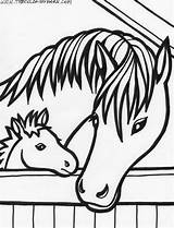 Horse Coloring Pages Printable Getcoloringpages Flying sketch template