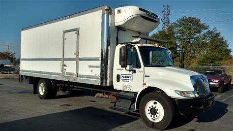 Shirley Chevrolet Burlington Nc by Refrigerated Truck For Sale In Carolina