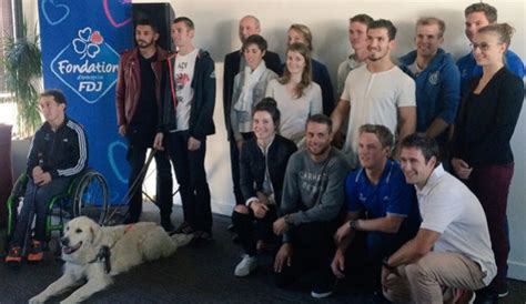 siege fdj promo 2015 du challenge fdj l 39 quipe de olympique