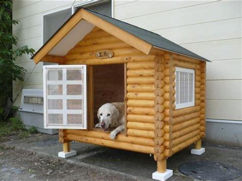 log cabin dog houses   favorite pet log homes