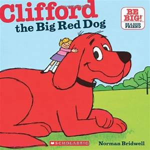 Clifford The Big Red Dog - Children Books About Dogs