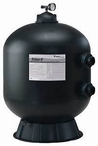 Pentair 140335 Tr100 Hd Triton 30 Inch Side Mount Commercial Pool Sand Filter