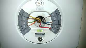 nest thermostat a trane ac the hull boating and fishing