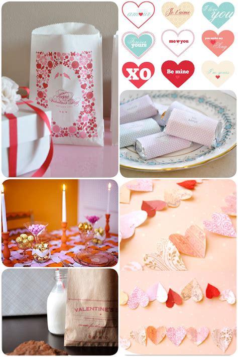 7 Valentine's Freebies & Diys Pizzazzerie