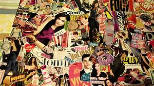 How to make a magazine collage - YouTube